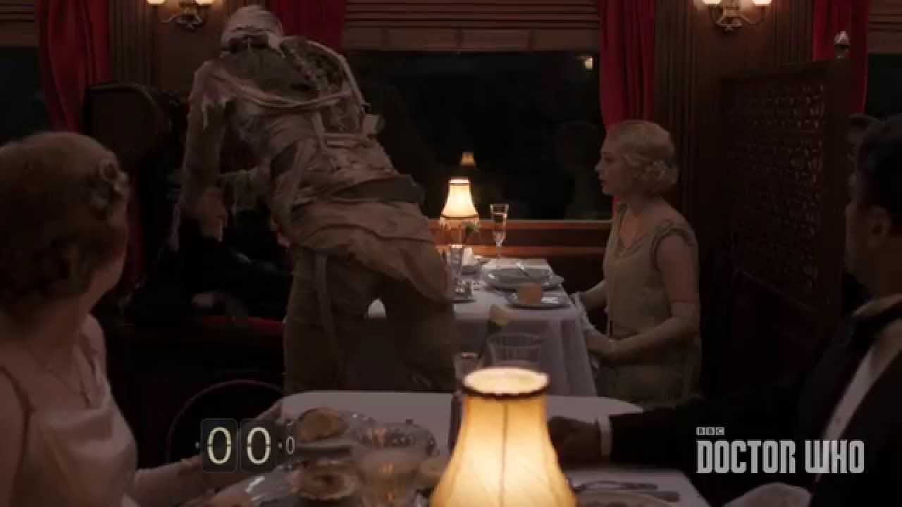 Sneak Peaks At Mummy on the Orient Express!