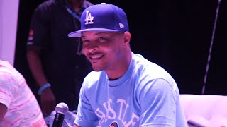 Video T.I. Talks About How He Feels About Troy Ave. After Club Shooting MP3, 3GP, MP4, WEBM, AVI, FLV Mei 2018