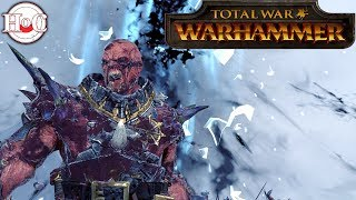 """Chaos vs Empire - Total War Warhammer Online Battle 334Chaos can be used without Shaggoths? Enjoy!MSI:https://us.msi.com/#DragonSquadLike my new Channel branding? Check out https://twitter.com/hforhavocSomething stirs in the deep dark forests of The Old World. Between the twisted trunks, the Beastlords grow restless with an all-consuming battle-thirst. They gather to them great Warherds of barbarous, bestial fiends, forged in the Time of Chaos; dark amalgams of human intelligence, animal cunning and raw, reckless ferocity. http://store.steampowered.com/app/404012/""""Our rules have changed. The only constant is WAR!The Old World echoes to the clamour of ceaseless battle… A fantasy strategy game of legendary proportions, Total War: WARHAMMER combines an addictive turn-based campaign of epic empire-building with explosive, colossal, real-time battles, set in the brooding and bloody world of Warhammer Fantasy Battles.Command four wholly different races: the Empire, the Dwarfs, the Vampire Counts and the Greenskins, each with their own unique characters, battlefield units and play style.Lead your forces to war as one of eight Legendary Lords from the Warhammer Fantasy Battles World, arming them with fabled weapons, armour and deadly battle magic; hard-won in individual quest chains.For the first time in a Total War game, harness storms of magical power to aid you in battle and take to the skies with flying creatures, from ferocious dragons and wyverns to gigantic griffons.Hundreds of hours of gameplay await you at the dawn of a new era. Total War: WARHAMMER brings to life a world of legendary heroes, towering monsters, flying creatures, storms of magical power and regiments of nightmarish warriors.""""Thank you to Sega and Creative Assembly for allowing me to have a review copy and post this video. For official news and videos please see the links below. This video doesn't represent any official news or opinions. Official Website:https://www.totalwar.com/Total War YouTube Off"""