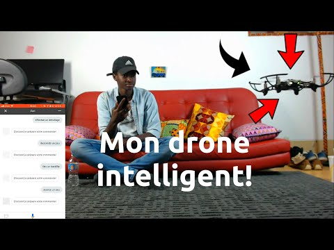 Zuri : Mon drone intelligent © Mohamed Thiam