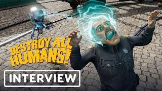 Destroy All Humans: What the Remake Changes and Improves - Gamescom 2019 by IGN
