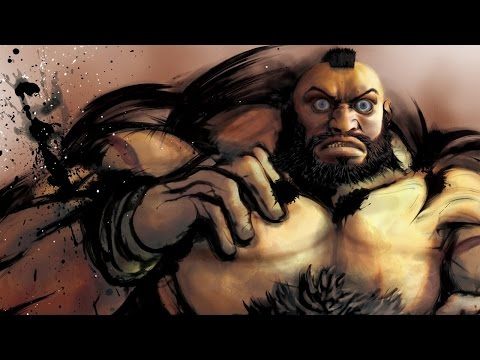 super street fighter 4 - Zangief's SSF4 story mode played on max difficulty. No continues. PROTIP: When life gets you down, Zangief should be the last person to know.