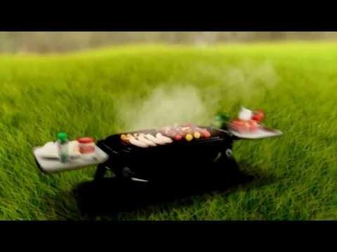 Barbecue a gas Campingaz Fargo | Trasportabile e ideale per il campeggio