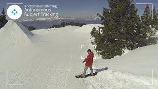 HEXO+ is Drone Cam That Follows You Autonomously