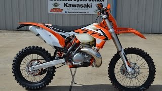 9. $8,699:  2016 KTM 300 XC-W Overview and Review
