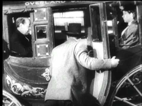 Stagecoach (1939) -Theatrical Trailer