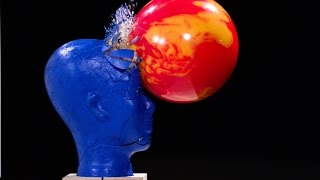 Video Bowling in Slow Motion with Blue Man Group - The Slow Mo Guys MP3, 3GP, MP4, WEBM, AVI, FLV Desember 2018