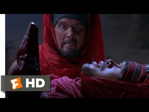 The Scorpion King (5/9) Movie CLIP - Soldiers in the Cave (2002) HD