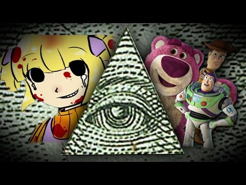 10 INSANE Cartoon Conspiracy Theories That Could Be TRUE