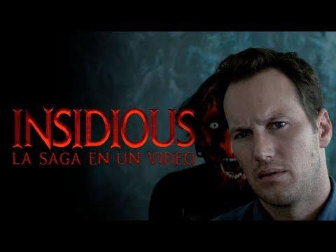 Insidious (La Noche del Demonio) I La Saga en un Video
