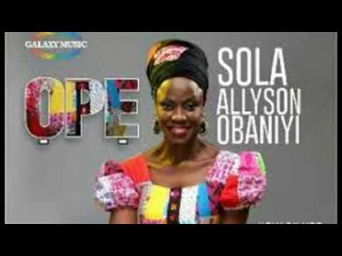 SHOLA ALLYSON PRAISE AND WORSHIP SONGS