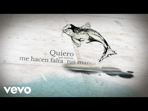 Quiero Que Vuelvas Lyric Video