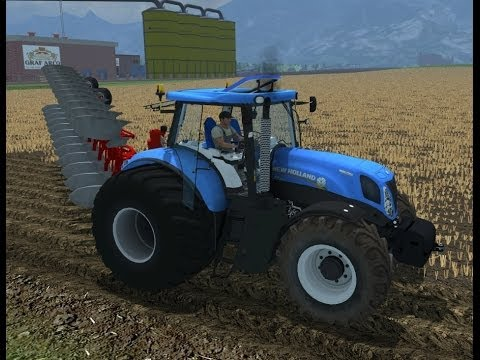 NEW HOLLAND T7 210 v3.0
