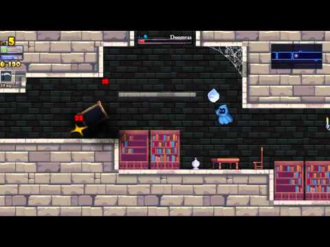 rogue website - Qipz tries the demo of Rogue Legacy. The game's website, with link to greenlight: http://www.roguelegacy.com/ Edited by Kevin: http://youtube.com/DrogadKattS...