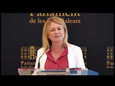 """Riera: """"Es inaceptable que el vicepresidente de Armengol diga que sobran turistas en Balears"""""""