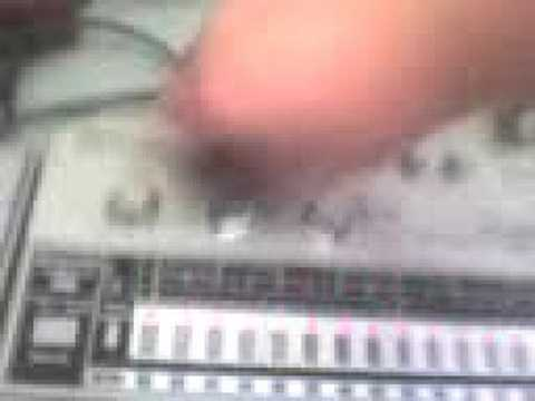 krisp1 - More modular acid freakout featuring Roland TR-606 and Paul Darlow's Oakley modules. Purchase Paul's assembled modules at www.krisp1.com.