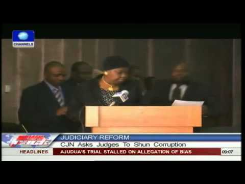Kekere-Ekun Sworn-in As Supreme Court's Fifth Female Justice