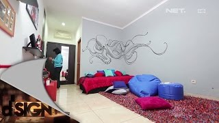 Video Makeover Kamar Kostan - dSIGN MP3, 3GP, MP4, WEBM, AVI, FLV Februari 2018