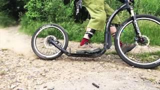 Video Až naprší a Uschne - Koloběžka