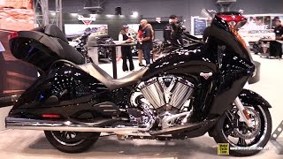 2. 2015 Victory Vision Tour - Walkaround - 2014 New York Motorcycle Show