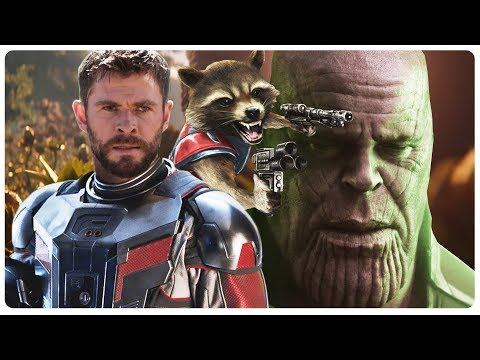 Avengers 4 Endgame, Terminator 6 Dark Fate, Avatar 2, Guardians of the Galaxy 3 - MOVIE NEWS