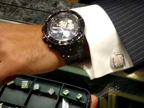 BLACK DIAMONDS BREITLING ALL BLACK.MPG