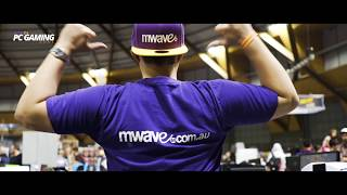 Thank you to everyone who visited our PC Gaming Zone at Supanova Sydney 2017.If you are searching for one of the PCs we had on display here is the link to all our Supanova Gaming PCs: https://www.mwave.com.au/catalog/supernova-mwave-gaming-zoneSpecial thanks to our sponsors AGON, Cooler Master, HyperX, Microsoft, MSi, Seagate, Thermaltake and Intel.Also thanks to Supanova who invited us to this awesome event!To all the Cosplayers, if you see yourself in the video feel free to message us to tag you in :)