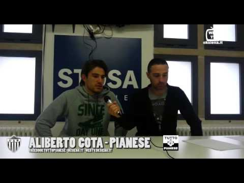 Aliberto Cota - Pianese - TUTTOPIANESE - OKSIENA.IT