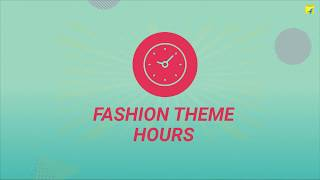 Every hour will bring you an exciting fashion theme with even more exciting offers only on the  #FlipkartFashionDays #FashionSaleLikeNeverBeforeCheck it out: http://fkrt.it/6LgvLxNN