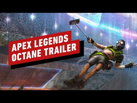 Apex Legends: Octane Character Trailer - Thời lượng: 56 giây.