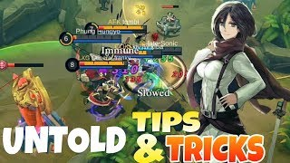 Download Video HOW TO PLAY FANNY AFTER NERF! | UNTOLD TIPS AND TRICKS MP3 3GP MP4