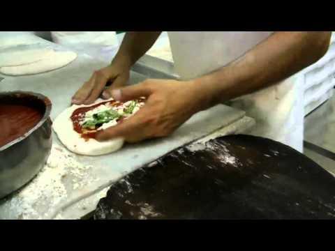 Naples Pizza - da Michele, Naples, Italy 2012