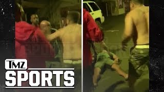 BJ Penn Knocked Out In Hawaii Street Fight, New Video Shows | TMZ Sports