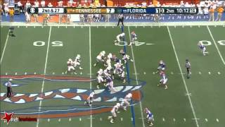 Dante Fowler Jr. vs Tennessee (2013)