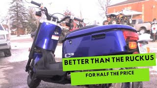 5. Yamaha C3, why its better than the ruckus