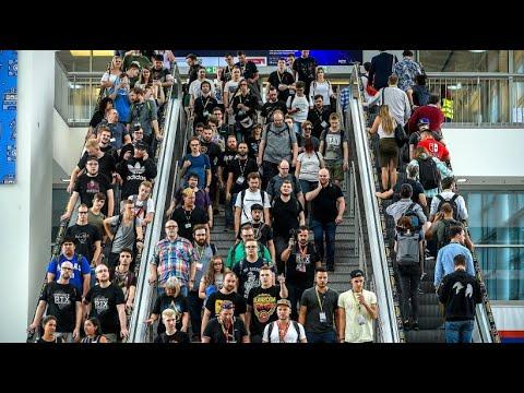 Gamescom in Köln startet mit Ausstellerrekord