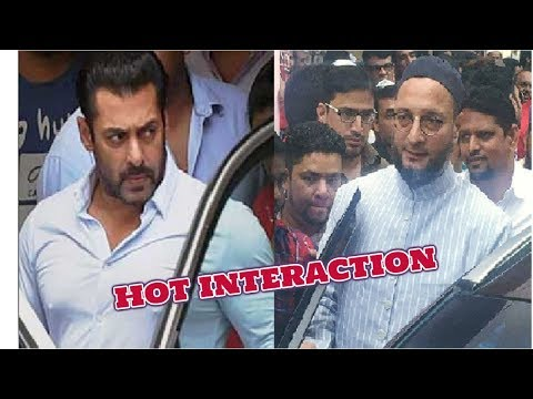 Video Asaduddin Owaisi Face To Face Hot Interaction With Salman Khan In Mumbai 11th June 2017!!!! download in MP3, 3GP, MP4, WEBM, AVI, FLV January 2017