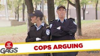 Cops Won't Stop Arguing Prank