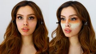 How To Color Correct: Color Correction Makeup Tutorial by Alexandras Girly Talk