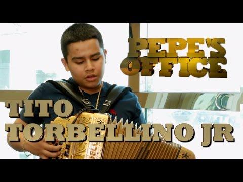 TITO TORBELLINO JR CON DISCO NUEVO - Pepe's Office - Thumbnail
