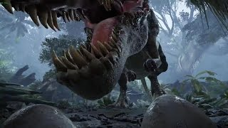 Nonton Back To Dinosaur Island   Jurassic World With Oculus Rift Film Subtitle Indonesia Streaming Movie Download