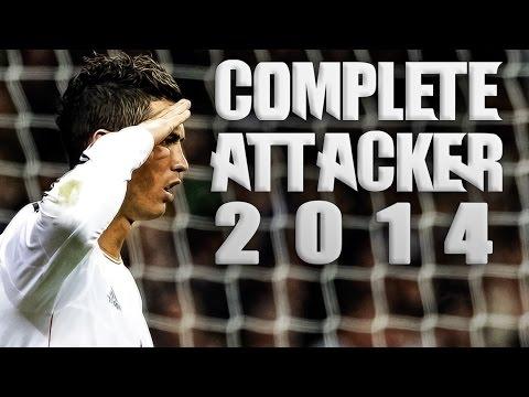 Cristiano Ronaldo ● Complete Attacker 2014 HD