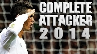 Cristiano Ronaldo ● Complete Attacker 2014 HD