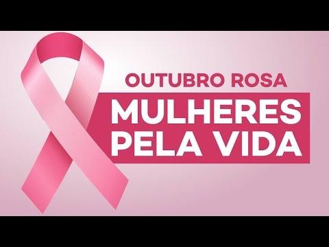 Gláucia Brandão: mulheres pela vida no Outubro Rosa