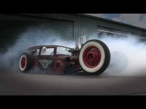 Ford  CRAZY FORD MODEL A TUDOR