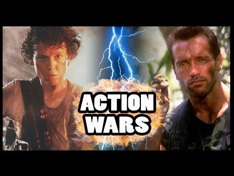 RIPLEY vs DUTCH - Action Hero Wars