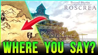 Skyrim Mods – A Secret Island Beyond Skyrim: Roscrea!► 2nd Channel: https://www.youtube.com/channel/UCQDdfoT-ac7mJXZhKPjvKDw● ESO Apparel: https://shop.bbtv.com/collections/eso?view=all● Support me on Patreon: https://www.patreon.com/ESO► RELATED GUIDES• Beyond Skyrim Walkthrough: https://www.youtube.com/watch?v=9vbO_TSEDjk&list=PLl_Xou7GtCi59N_O7939-fbans2ilKAr8• Beyond Skyrim Website: https://beyondskyrim.org/• Sign up to the Beyond Skyrim Team: https://www.darkcreations.org/forums/topic/4490-join-roscrea-team/• How To Mod Skyrim: https://www.youtube.com/watch?v=sSuTv6lZCUU&index=1&list=PLl_Xou7GtCi6XoXe1TAJZfHHpoAhhYIVY► SOCIAL MEDIA•  Facebook: https://www.facebook.com/ESOSquad/•  Twitter: https://twitter.com/ESO_Danny?lang=en•  Instagram: https://www.instagram.com/eso_danny/•  My Recording Setup: https://kit.com/ESO•  Discord: https://discord.gg/m6h5A6J•  Twitch: https://www.twitch.tv/eso_youtube► DISCOUNT GAMES• Elder Scrolls Games: https://www.g2a.com/r/all-skyrim-games • Fallout Games: https://www.g2a.com/r/fallout-games • All Games: https://www.g2a.com/r/other-all-games► CREDITS: A Special Thanks to my Patron supporters: Josepth Marchio, Chris Jacobsen, Teb Tengri, Anastasia Paulson------------------------------------