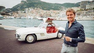 Video DRIVING MY 1955 MERCEDES 300SL IN MONACO | NICO ROSBERG | eVLOG MP3, 3GP, MP4, WEBM, AVI, FLV Juni 2019