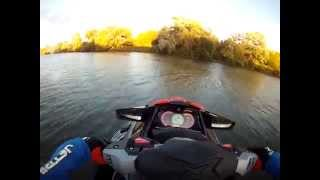 1. sea doo RXT-X 260 rs