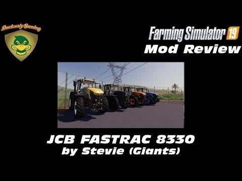 JCB Fastrac 8330 by Stevie